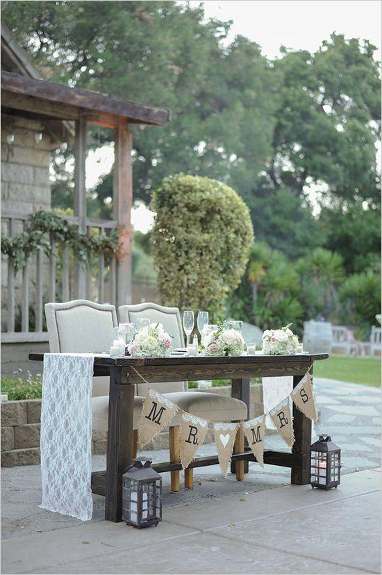 زفاف - Rustic And Romantic California Wedding