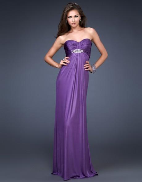 Wedding - La Femme 16087 Dress V1273-02 - V1273-03 - Brand Prom Dresses