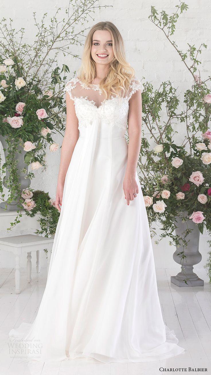 "Mariage - Charlotte Balbier 2017 Wedding Dresses — ""Untamed Love"" Bridal Collection"