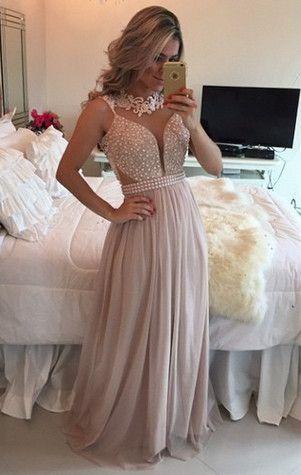 Hochzeit - Chiffon Hot Party Dress
