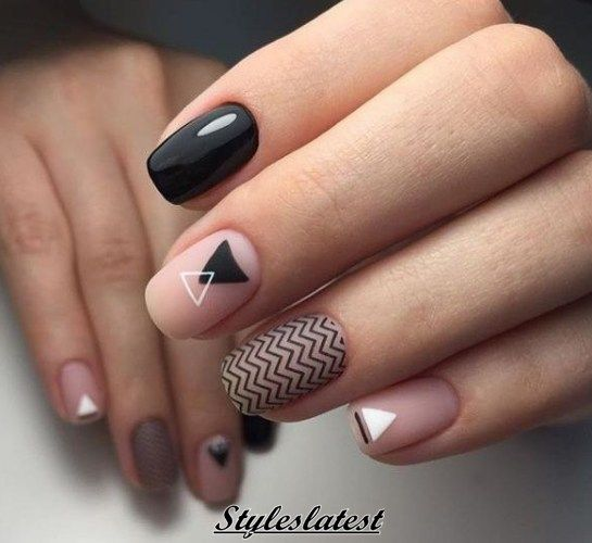 Creative Nail Art: Trendy And Creative Nails Art #2580848