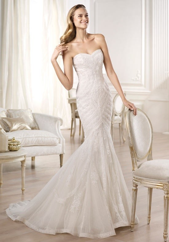 Wedding - PRONOVIAS Fashion Collection - Ombera - Charming Custom-made Dresses