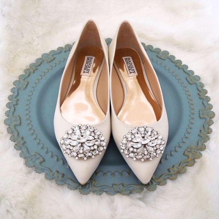 زفاف - Wedding Shoes ~ Flat & Low Heels