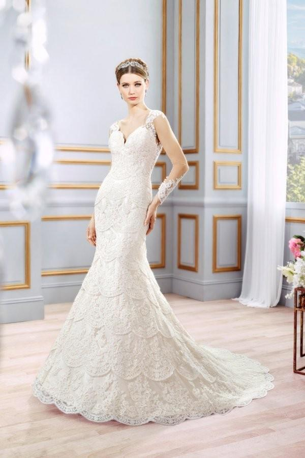 Wedding - Moonlight Couture Style H1297 - Fantastic Wedding Dresses