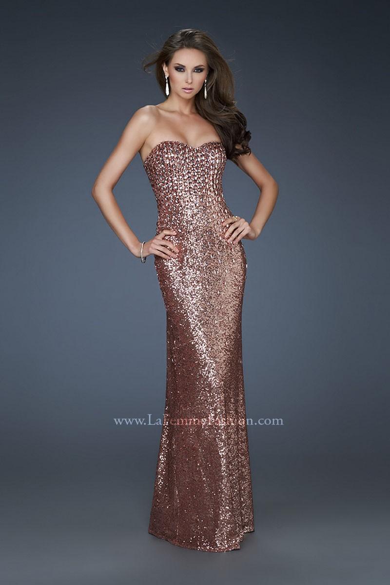 Nozze - La Femme 18278 Dress - Brand Prom Dresses