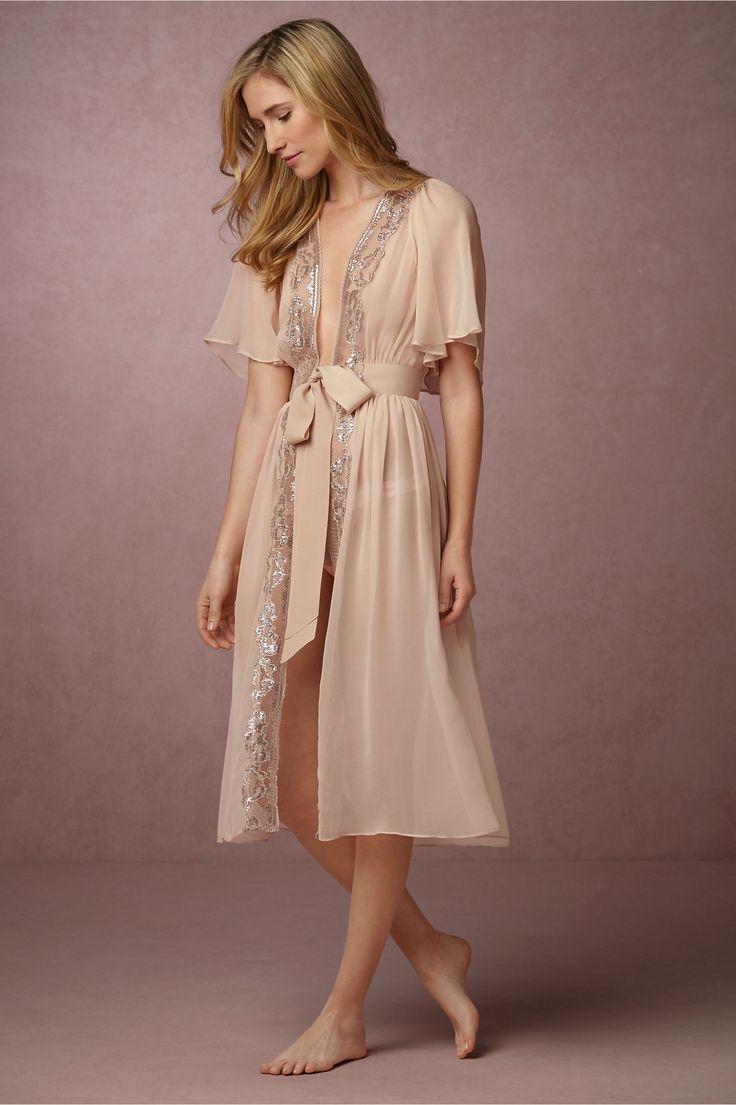 Wedding - Silverleaf Robe