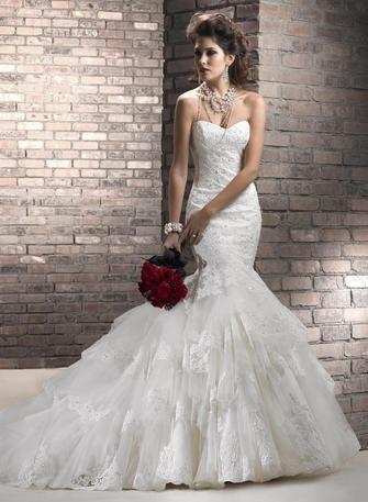 Hochzeit - Adalee - Branded Bridal Gowns