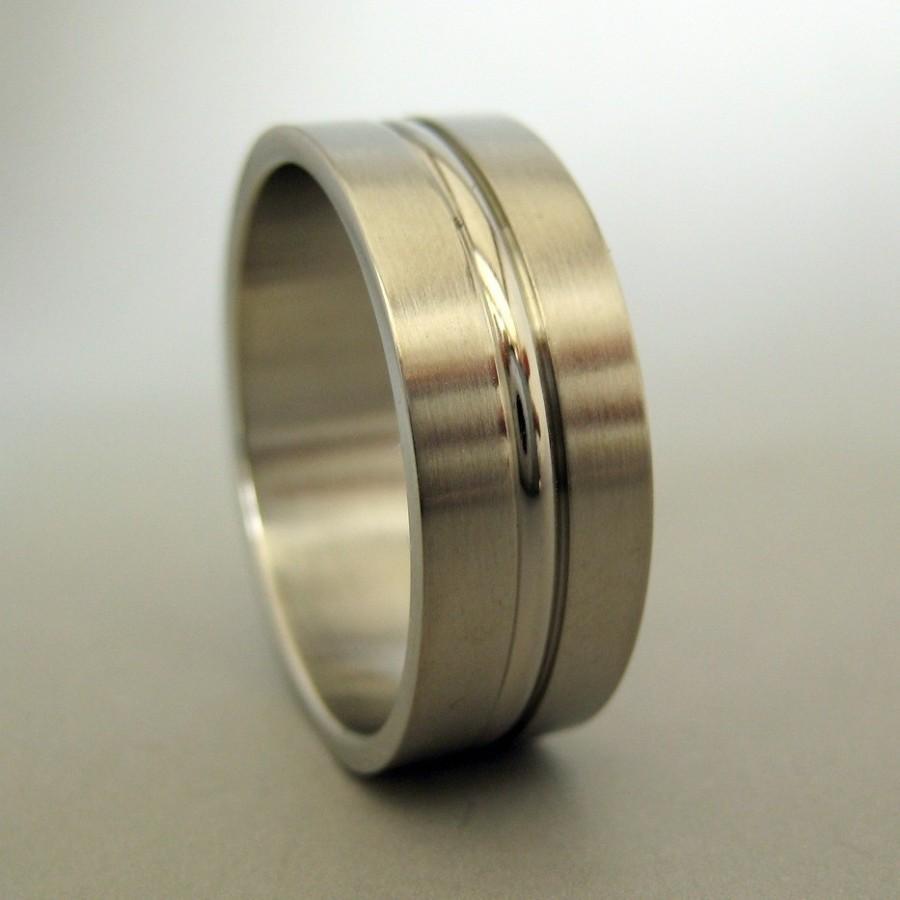 Perpetual Loyalty Steel Ring Men 39 S Wedding Ring Stainless Steel Ring M