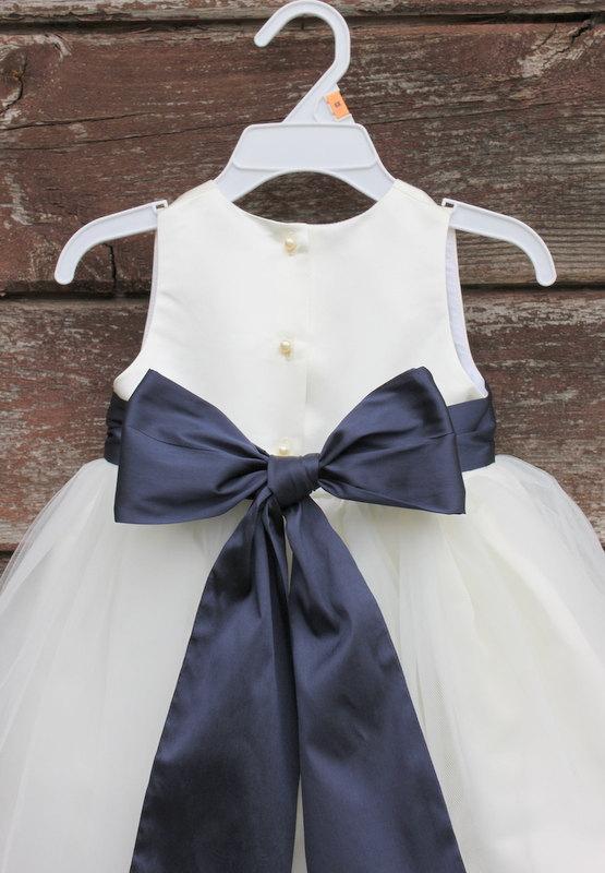 1ef0730a1 Cream Flower Girl Dress, Tulle, Sash Belt set, Gold sequin dress, Gold  Wedding, Gold glitter dress, Ivory tutu dress, Red Navy Christmas