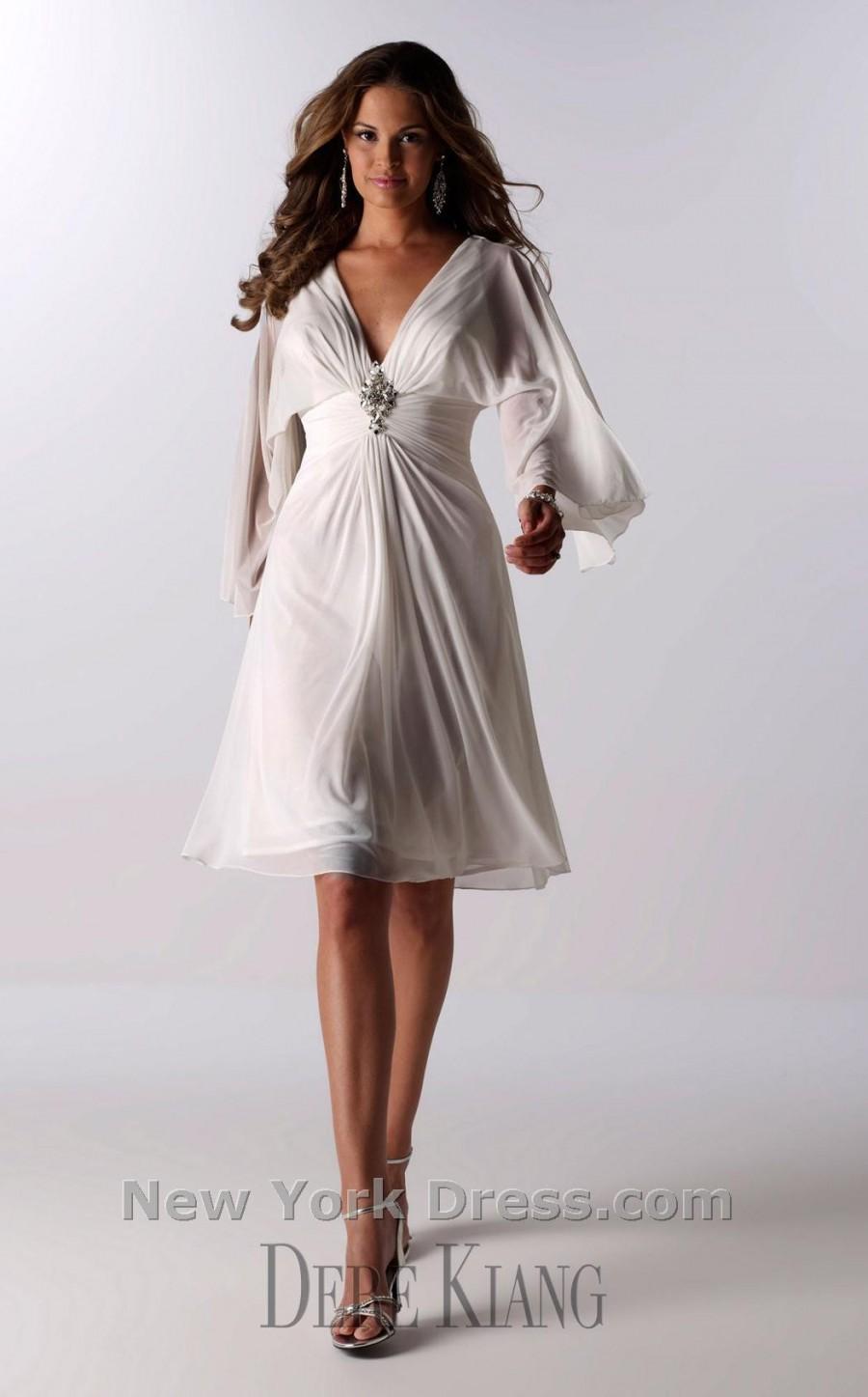 Hochzeit - Dere Kiang 11110 - Charming Wedding Party Dresses