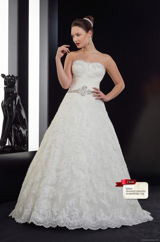 Wedding - Angelo Bianca 2166 Angelo Bianca Wedding Dresses Abel - Rosy Bridesmaid Dresses
