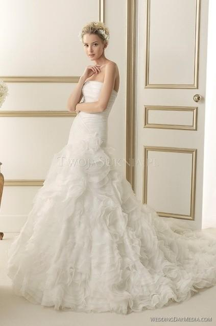 Wedding - Luna Novias - 2014 - 141 Enigma - Glamorous Wedding Dresses