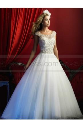 Mariage - Allure Bridals Wedding Dress Style C370
