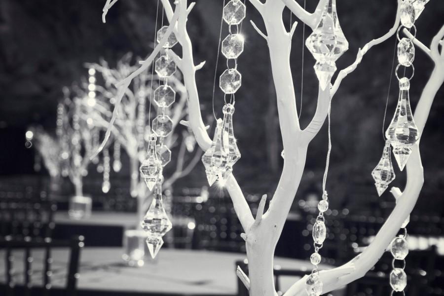 Свадьба - Manzanita Tree Wedding Centerpiece Pack of 10; SET OF 10