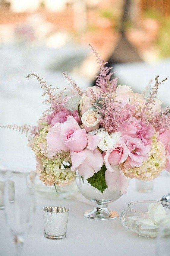 Mariage - 50 Ideas To Incorporate Astilbes In Your Wedding
