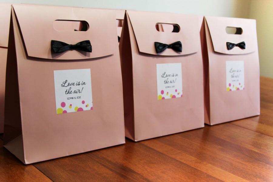 Custom Personalized Wedding Welcome Bags// Destination Wedding ...