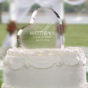 Mariage - Wedding Cake Topper