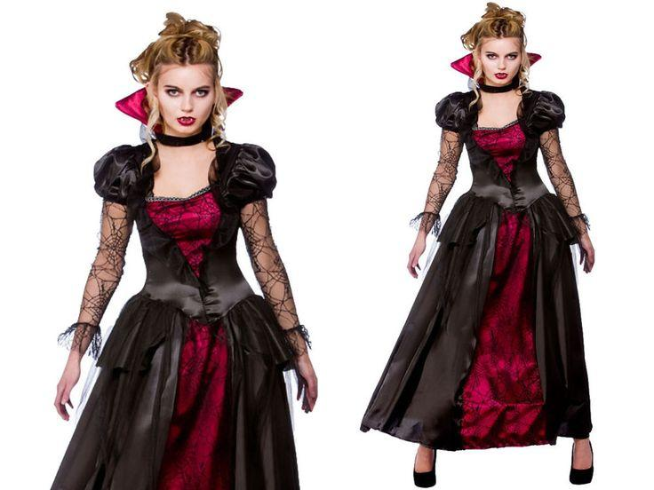 Wedding - Vampiress Queen Costume