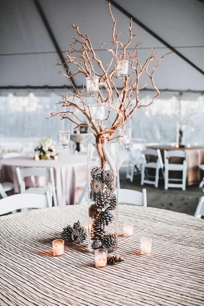 Mariage - Winter Wedding With DIY Details