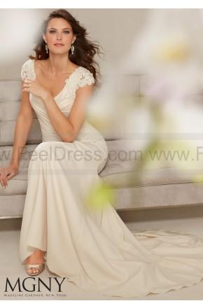 Wedding - Mori Lee Evening Gown 71330