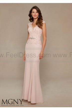 Свадьба - Mori Lee Evening Gown 71334
