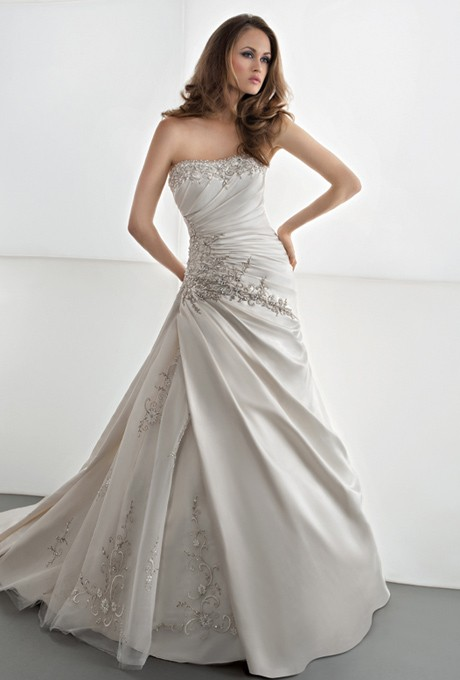 Düğün - Demetrios - Sposabella - 4306 - Stunning Cheap Wedding Dresses