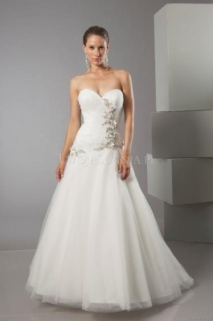 Alfred Sung 2012 6881 Glamorous Wedding Dresses 2583126