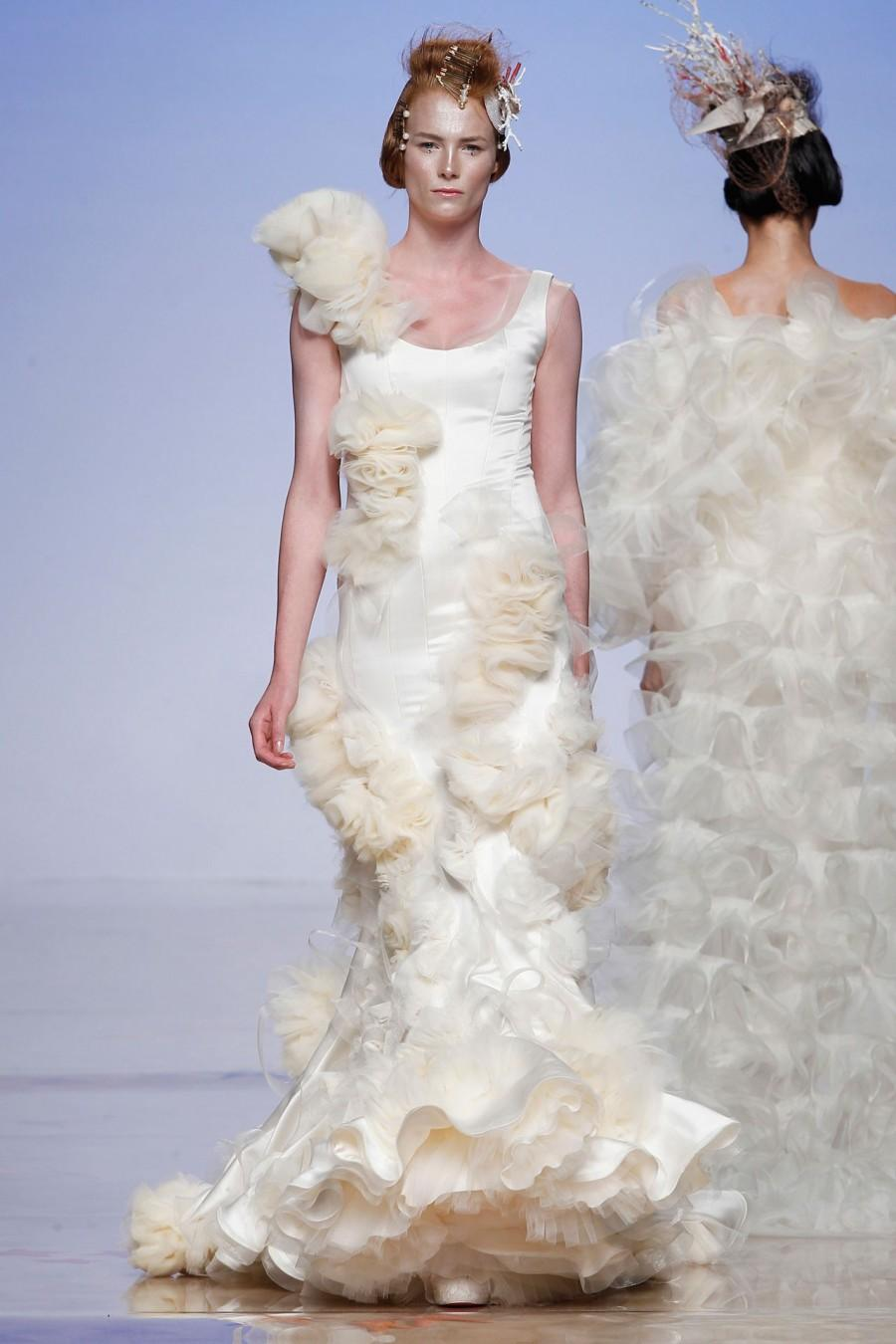 Mariage - Victorio & Lucchino - 2013 Collection - Barcelona Bridal Week 784107 - granddressy.com