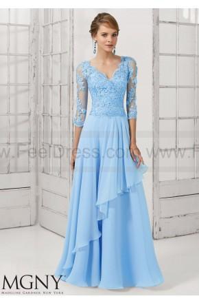 زفاف - Mori Lee Evening Gown 71110