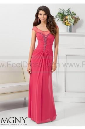 زفاف - Mori Lee Evening Gown 71122