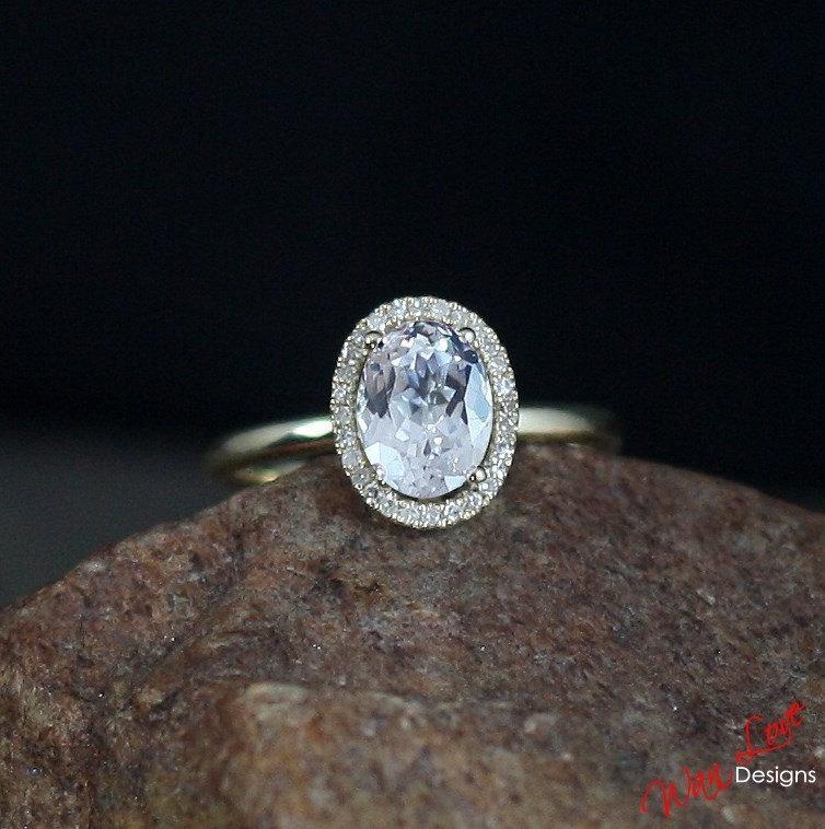 Pink Sapphire And Diamond Dress Ring