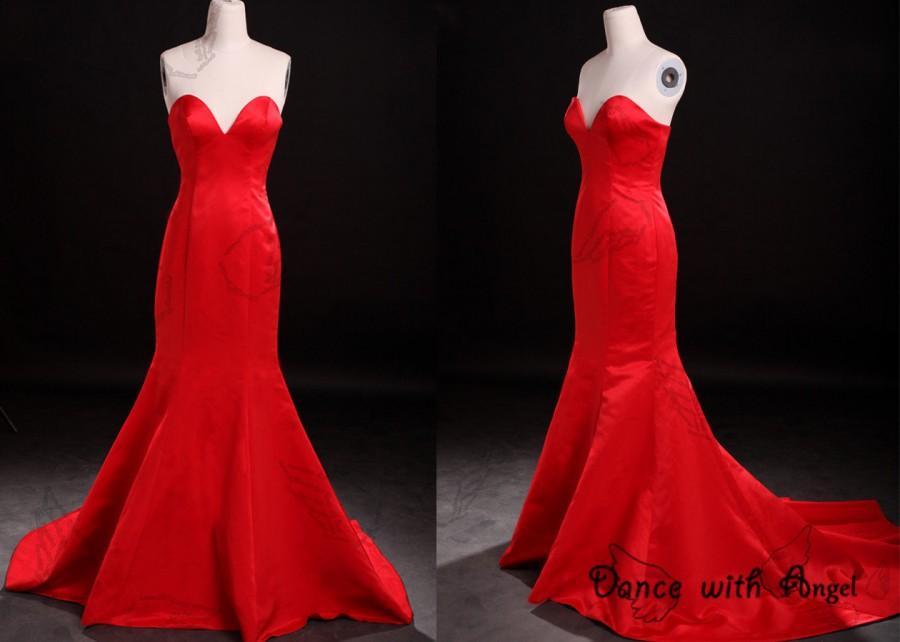 زفاف - Sexy sweetheart red  prom dresses,prom dress,long prom dress,bridesmaid dresses,evening dresses,bridesmaid dress,evening dress