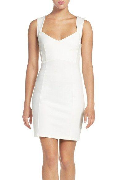Mariage - 'Lula' Stretch Body-Con Dress