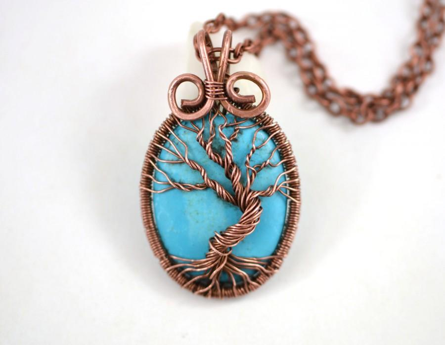 wired vivaterra necklace of tree necklaces life