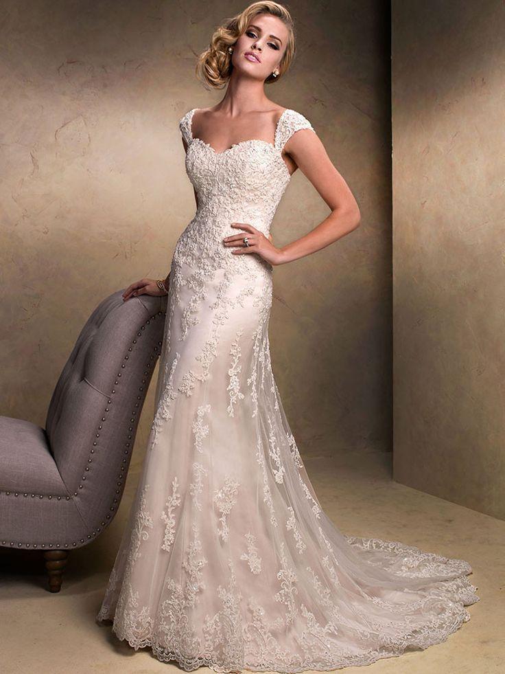 Mariage - Boho Wedding Dress Bohemian Wedding Dresses