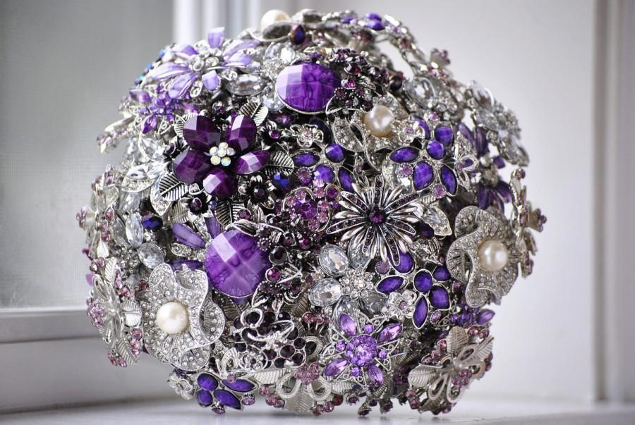 Свадьба - Custom Order Brooch Bouquet
