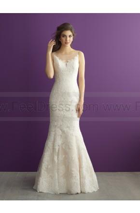 Mariage - Allure Bridals Wedding Dress Style 2963