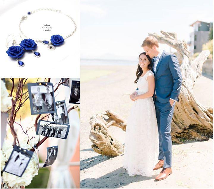 Wedding - Romantic Washington Island Wedding From Blue ...