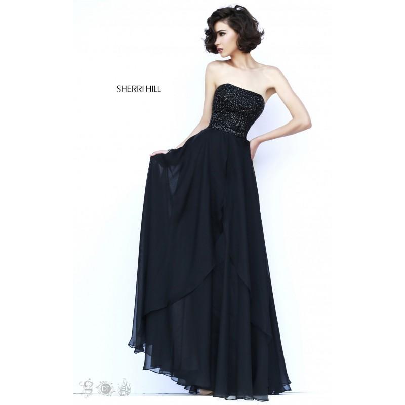 Mariage - Sherri Hill - 1941 - Elegant Evening Dresses