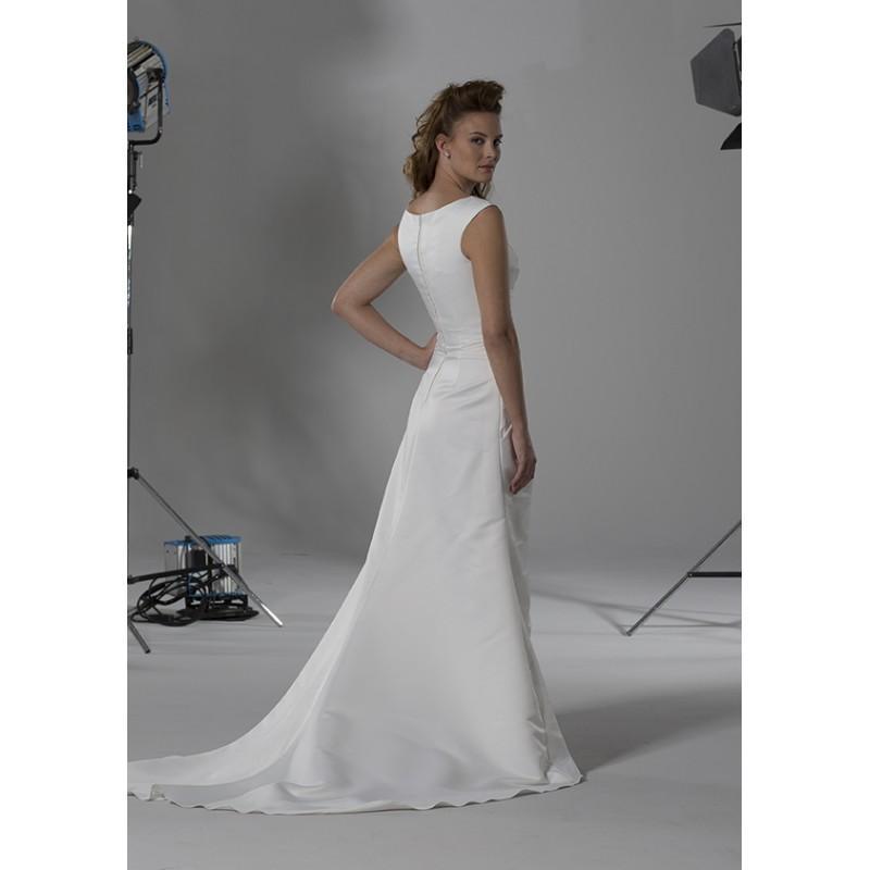 Wedding - romantica-bridal-2014-valerie-back - Stunning Cheap Wedding Dresses