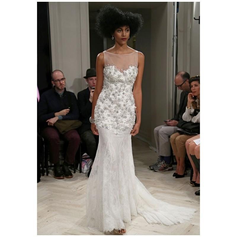 Mariage - Badgley Mischka Bride Marilyn - Charming Custom-made Dresses