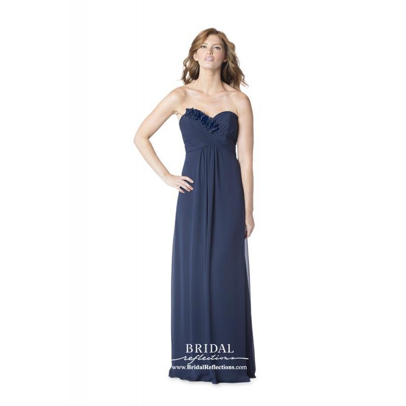 Hochzeit - Bari Jay 1616 - Burgundy Evening Dresses