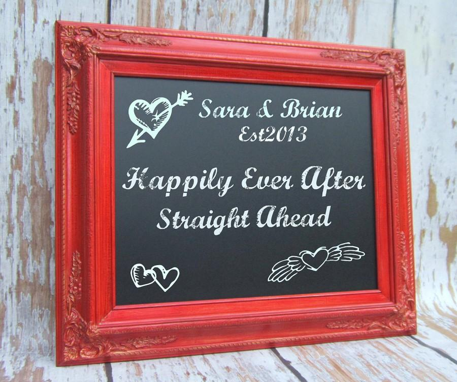 red framed chalkboard for sale red framed magnetic chalk board blackboard red wedding decor red house warming gift ideas red furniture