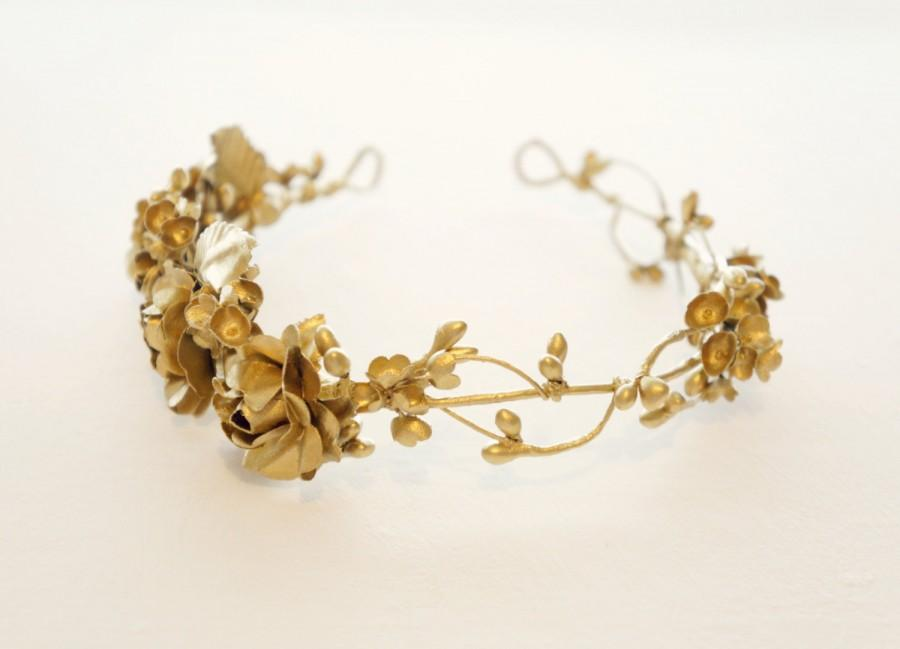 Flowers Ring Gold
