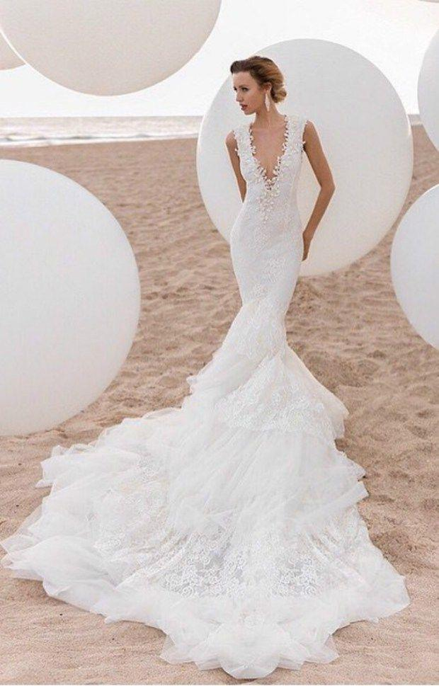 31 Unique Hot Wedding Dresses For 2016