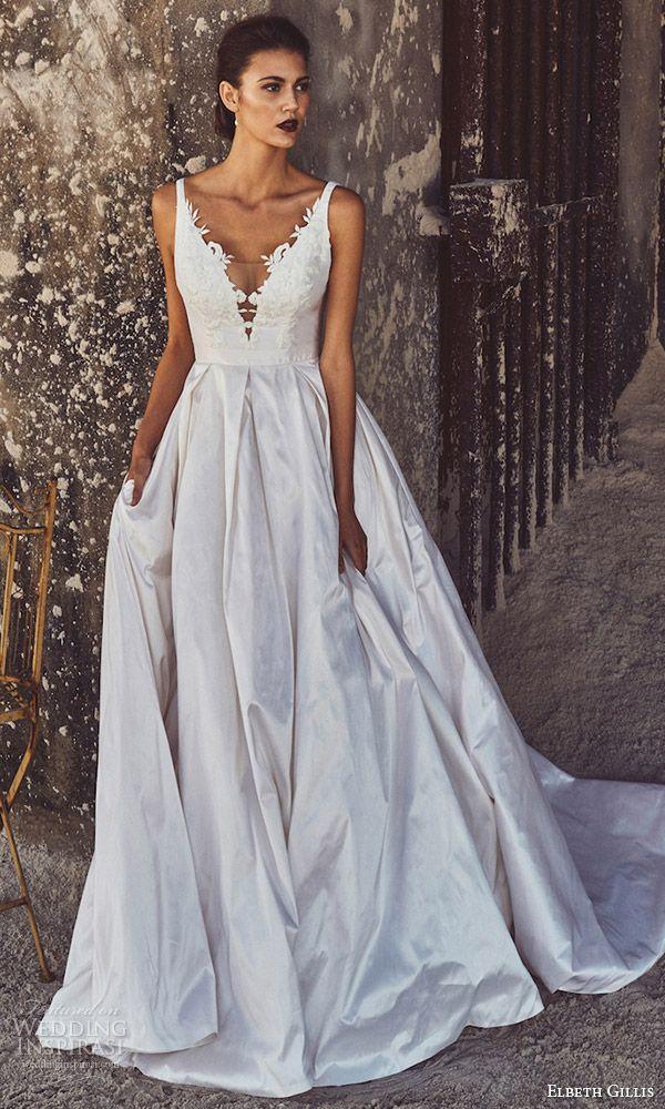 Mariage - Elbeth Gillis 2017 Wedding Dresses — Luxury Bridal Collection
