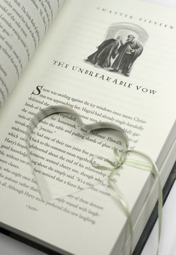 Deluxe Harry Potter Unbreakable Vow Ring Holder Heart Shaped Stash