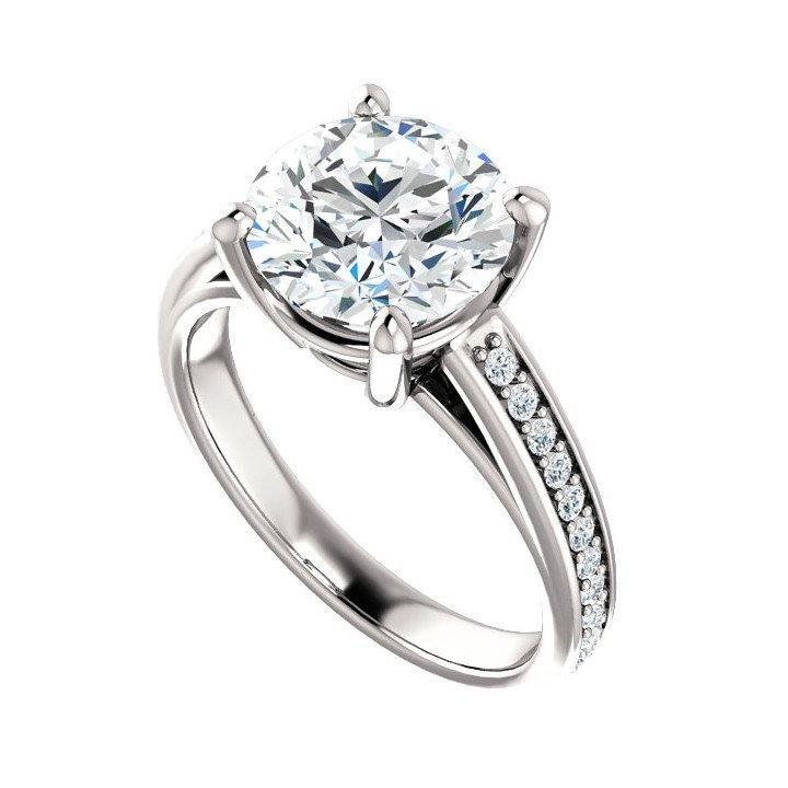 cyber monday rings 2016 deals 3 carat forever one With cyber monday deals on wedding rings