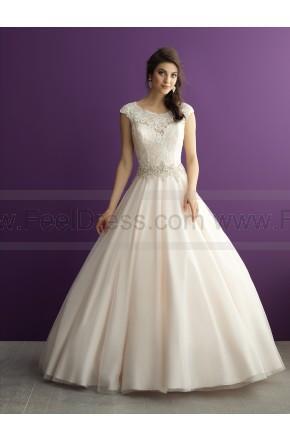 Hochzeit - Allure Bridals Wedding Dress Style 2967