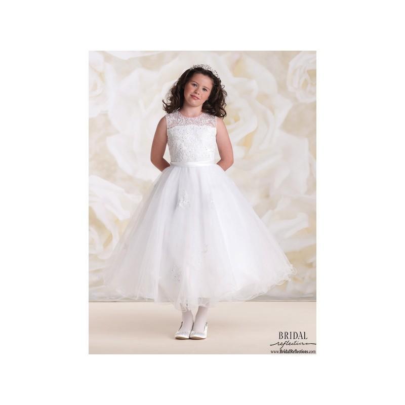 Wedding - Joan Calabrese 115304 - Burgundy Evening Dresses